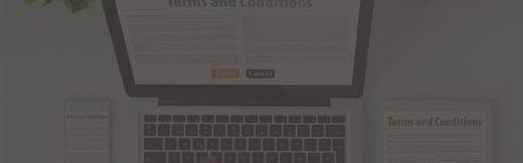 Textos legales para páginas web
